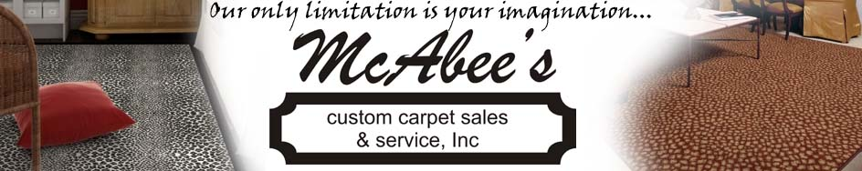 McAbee&#039;s Custom Carpet