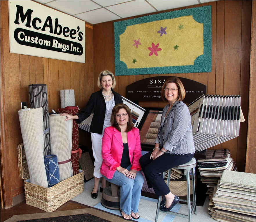 McAbee's Owners - Debbie, Pamela, Becky